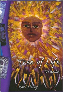 Tree of Life Oracle Cards by Roz Tilley