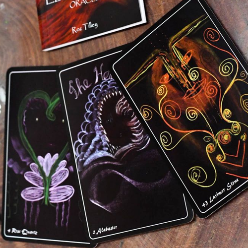 Elemental Oracle cards